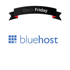 Bluehost Black Friday 2017 Deals, Offers & Promos