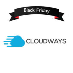 Cloudways Black Friday 2017 & Cyber Monday 2017 Deals & Offers