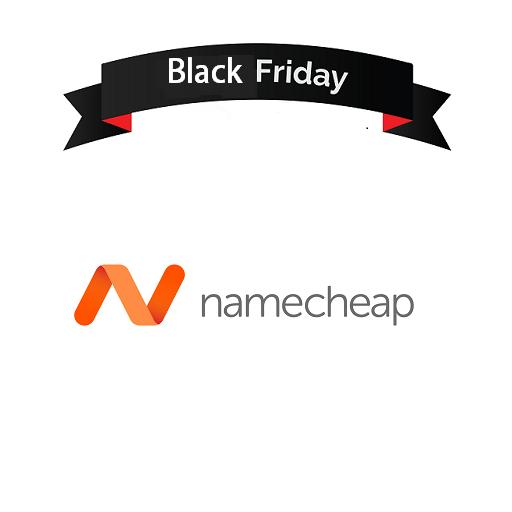 Namecheap Black Friday Deals & Offers 2018