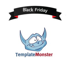 Template Monster Black Friday 2017 Deals & Offers {LIVE}
