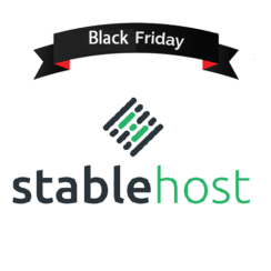 Stablehost Black Friday 2017