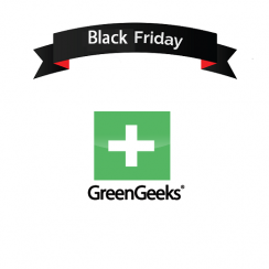 Greengeeks Black Friday 2017