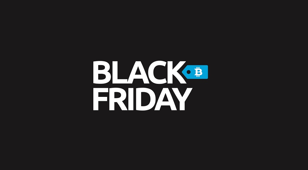 Bitcoin Black Friday Sale 2017 Offers, Deals, Discounts