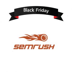 Semrush Black Friday 2018