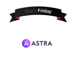 Astra WordPress Theme Black Friday Sale