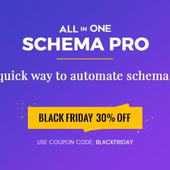 Schema Pro Black Friday Sale