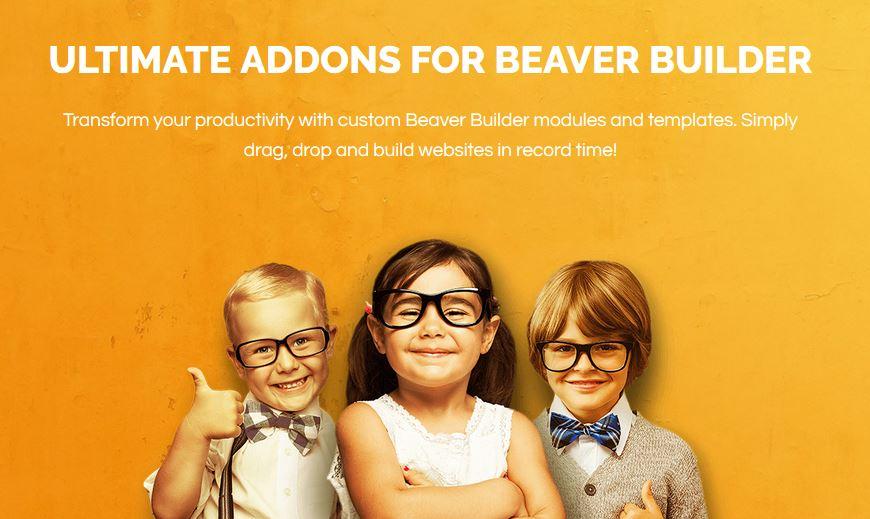 Ultimate Addons for Beaver Builder Black Friday 2018 Sale
