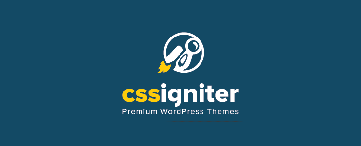 CSSIgniter Black Friday Sale, Deals & Offers