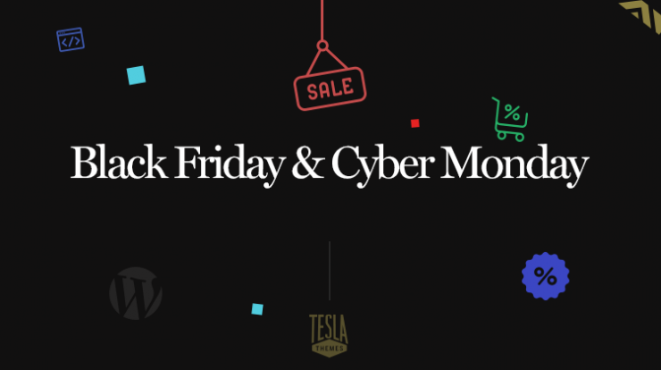 TeslaThemes Black Friday 2018
