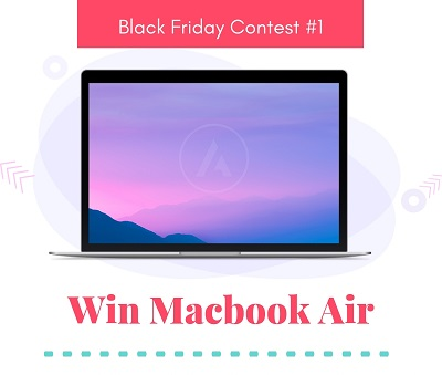 Win Macbook Air, Click Here