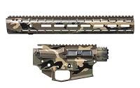 "M4E1 Builder Set w/ 15"" M-LOK Handguard - Veteran's Camo (BLEM)"