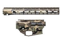 "M4E1 Builder Set w/ 15"" ATLAS R-ONE M-LOK Handguard - Veteran's Camo (BLEM)"